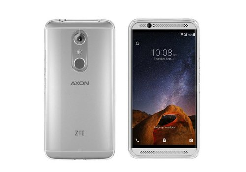 ZTE Axon 7 Case Transparent - CS3T