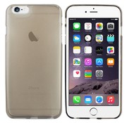Colorfone iPhone 6 Plus Hoesje Transparant Zwart CoolSkin3T