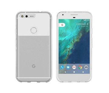 Colorfone Google Pixel Hoesje Transparant CoolSkin3T