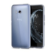 Colorfone HTC U11 Hoesje Transparant CoolSkin3T
