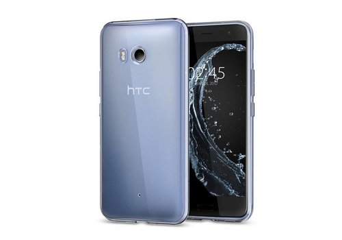 HTC U11 Hoesje Transparant CoolSkin3T