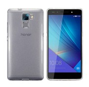 Colorfone Huawei Honor 7 Hoesje Transparant CoolSkin3T