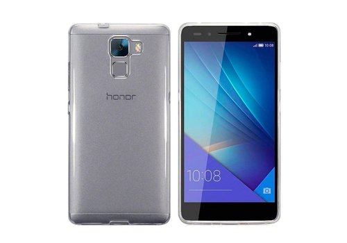 Huawei Honor 7 Hoesje Transparant CoolSkin3T
