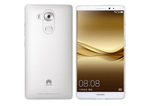 CoolSkin3T Huawei Mate 8 Transparant Wit
