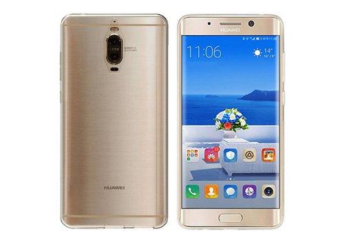 Huawei Mate 9 Pro Hoesje Transparant CoolSkin3T