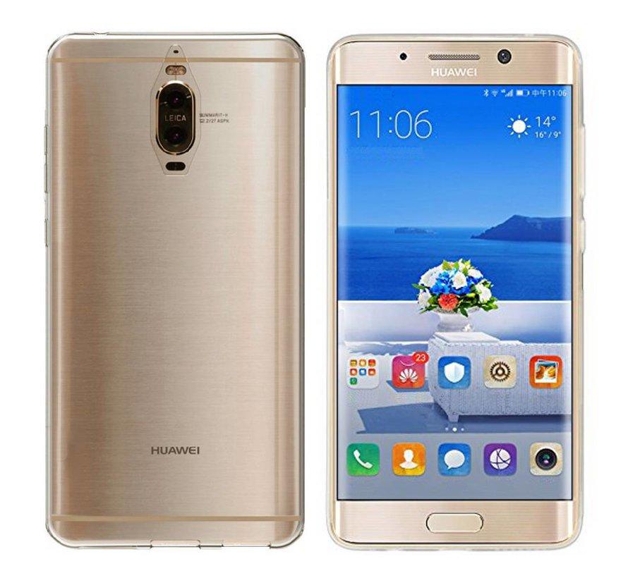 Huawei Mate 9 Pro Hoesje Transparant - CoolSkin3T