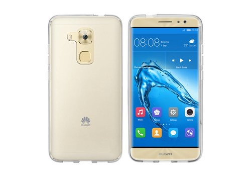 CoolSkin3T Huawei Nova Plus Transparent White