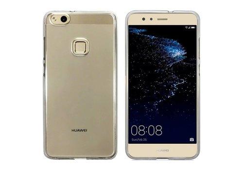 Huawei P10 Lite Hoesje Transparant CoolSkin3T