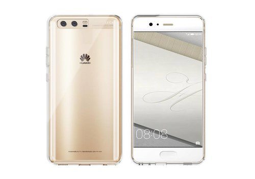 CoolSkin3T Huawei P10 Plus Transparent White