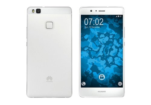 CoolSkin3T Huawei P9 Lite Transparant Wit