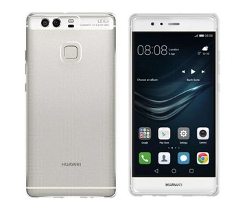 Colorfone Huawei P9 Hoesje Transparant CoolSkin3T