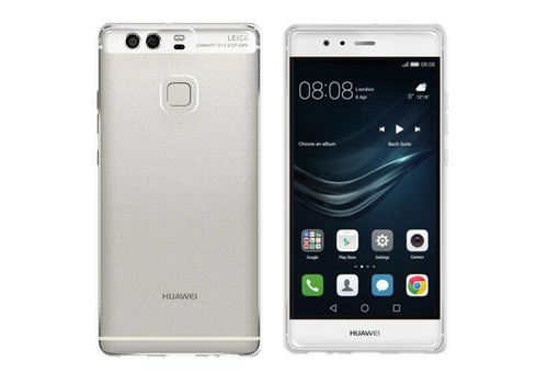 CoolSkin3T Huawei P9 Transparant Wit
