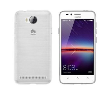 Colorfone Huawei Y3 2 Hoesje Transparant CoolSkin3T