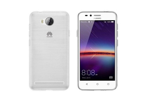 CoolSkin3T Huawei Y3 2 Transparent White