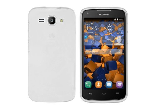 CoolSkin3T Huawei Y540 Transparent White