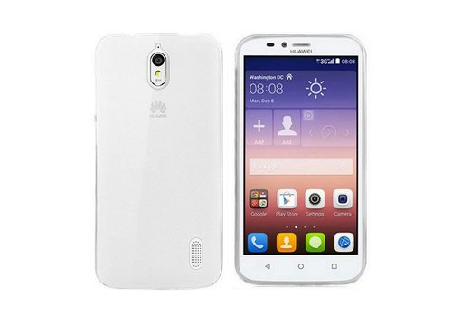 CoolSkin3T Huawei Y625 Transparent White