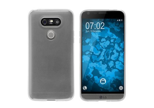 LG G5 Hoesje Transparant CoolSkin3T