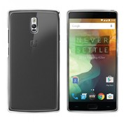 Colorfone OnePlus 2 Hoesje Transparant CoolSkin3T