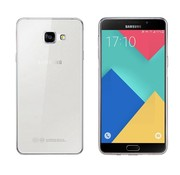 Colorfone Samsung A9 2016 Hoesje Transparant CoolSkin3T