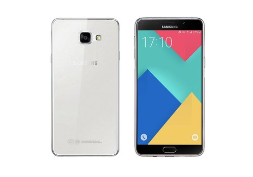Samsung A9 2016 Hoesje Transparant CoolSkin3T