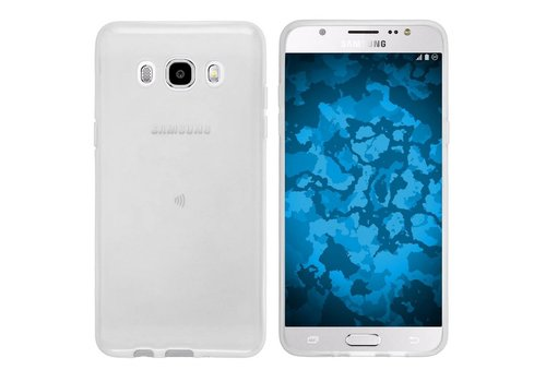CoolSkin3T Samsung J5 2016 Transparent White