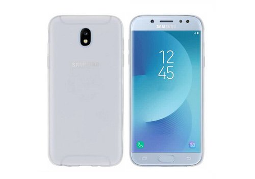 CoolSkin3T Samsung J5 2017 in Transparant Wit