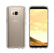 Colorfone Samsung S8 and S8 Duos Case Transparent - CS3T
