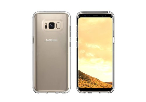 CoolSkin3T Samsung S8/S8 Duos Transparent White