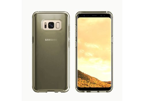 CoolSkin3T Samsung S8/S8 Duos Transparent Black