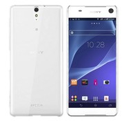 Colorfone Sony Xperia C5 Hoesje Transparant CoolSkin3T