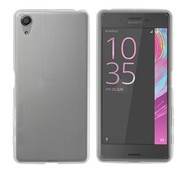 Colorfone Sony Xperia X Performance Hoesje Transparant CoolSkin3T