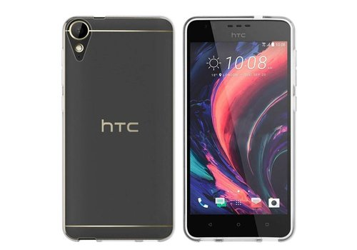 CoolSkin3T HTC 10 Lifestyle Transparant Wit