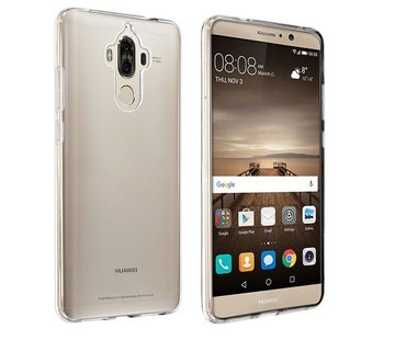 Colorfone Huawei Mate 9 Hoesje Transparant CoolSkin3T