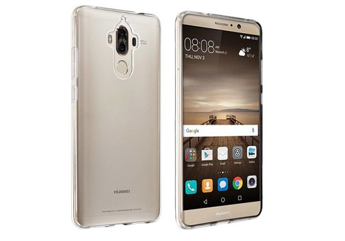 CoolSkin3T Huawei Mate 9 Transparent White