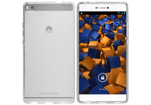 CoolSkin3T Huawei P8 Transparent White