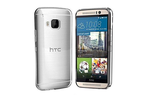 HTC One S9 Hoesje Transparant CoolSkin3T