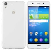 Colorfone Huawei Y6 Hoesje Transparant CoolSkin3T