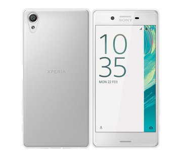 Colorfone Sony Xperia X Hoesje Transparant CoolSkin3T