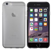 Colorfone iPhone 6 Hoesje Transparant Zwart  CoolSkin3T