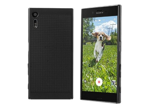 Case Mesh Löcher Sony XZ/XZs  Black