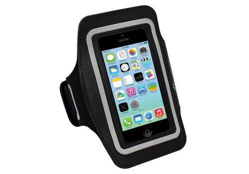 Sport Armband iPhone 8 Plus - 7 Plus Zwart