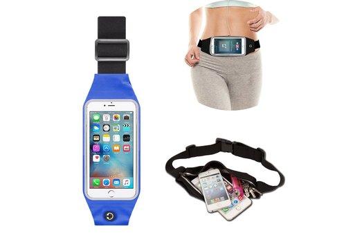 Case Sport Belly Universal 4.7'' Blue