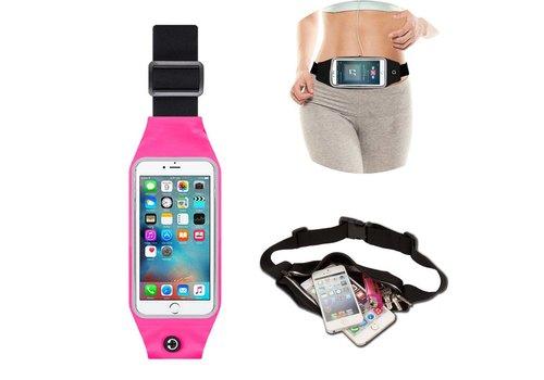 Case Sport Belly Universal 4.7'' Pink