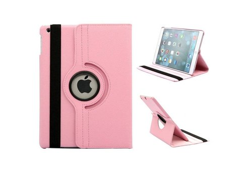 360 Twist Hoes iPad Mini 4 Lichtroze