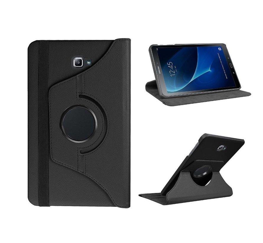 """360 Twist Hoes Samsung Galaxy Tab A 7"""" 2016 (SM-T280N) Zwart"""