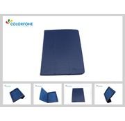 Colorfone The New iPad 2 and 3 and 4 Case Dark Blue - B.Slim2