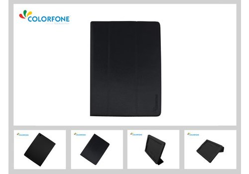The New iPad 2 and 3 and 4 Case Black - B.Slim2