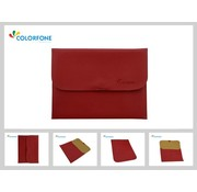 Colorfone iPad and 2 and 3 and 4 Case Red - HandheldDeluxe
