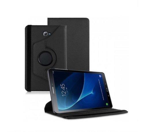 Colorfone 360 Twist Hoes Samsung Galaxy Tab A 10.1 2016 (SM-580) Zwart