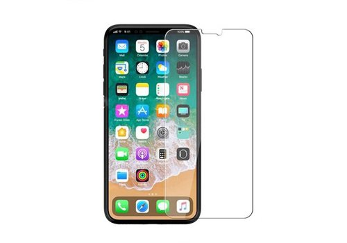 iPhone X and Xs and 11 Pro Screenprotector - Glas 9H